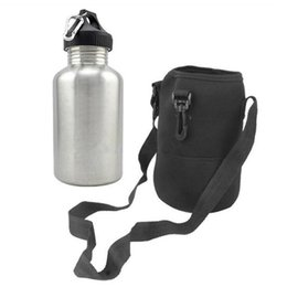 $enCountryForm.capitalKeyWord UK - Sports Drink Water Bottle 2l With New Hook 1 Set Protector Bag Hot Stainless Steel Y19070303