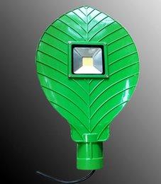 Die casting street light online shopping - 30W leaf shape LED street light lamp LED road light waterproof IP65 W AC85V V die cast aluminum CE ROHS LFA