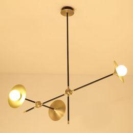 $enCountryForm.capitalKeyWord Australia - JESS Modern Glass Led Pendant Light Speaker Style Dining Room Kitchen Designer Hanging Lamps Avize Suspension Luminaire