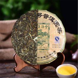 Discount cha health - Yunnan Puer Tea Health Care Puerh Chinese pu er Green Tea 357g Pu'er raw Pu er Sheng cha Healthy Food Pu-erh Green