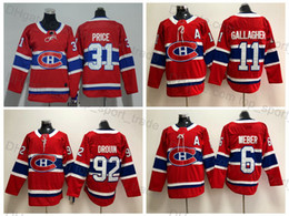 2ca02b3b7 Youth Women Montreal Canadiens 31 Carey Price Boys 6 Shea Weber 92 Jonathan  Drouin Lady 11 Brendan Gallagher Kids Ladies Ice Hockey Jerseys