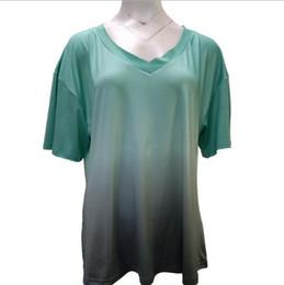 $enCountryForm.capitalKeyWord Australia - Women's T shirt Red Blue Green People Yellow Plus Size S-5XL Fashion 2019 V-Neck Casual Women T Shirts Hot Brand T-shirts Short Sleeve