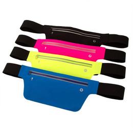 Cellphone Keys Australia - Running Waist Bag Outdoor Sports Waist Bag Anti-theft Sporting Keys Cellphone Pouch Fanny Pack Running Bum #633116