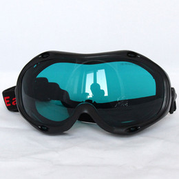 Field Lens Australia - Safety Protection Glasses,Red Laser Protective Goggle,with Super Large Field of Vision Shape,190-380nm 600-760nm OD4 Wide Spectrum Continuou
