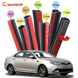 $enCountryForm.capitalKeyWord Australia - Cawanerl For MG 3 5 6 7 Car Hood Door Trunk Seal Sealing Strip Kit Weatherstrip Vehicle Rubber Seal Edge Trim Sound Insulation