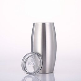 25oz Wine Glasses Stainless Steel Beer Glass Tumbler Double wall tumbler