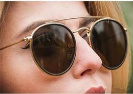 Опт Оптово-новый бренд Ray Горячие продажи Полукадра Солнцезащитные очки Женщины Мужчины Club Master Bans Солнцезащитные очки на открытом воздухе Bain Очки для вождения UV400 Очки