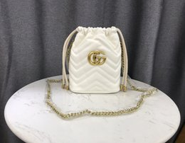 $enCountryForm.capitalKeyWord Australia - New French high-end brand ladies handbag fashion leather bag leather party travel women's pen holder small bag handbag free shipping
