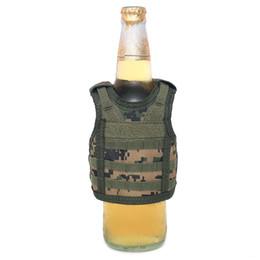$enCountryForm.capitalKeyWord UK - Bottle Vest Outdoors Beer Miniature Sleeve Sleeveless Ornament Mini Individualityoxford Cloth Small Waistcoat Factory Direct Selling 13zj p1
