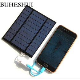 Solar Panel Systems Wholesalers Australia - 2.5W 5V Solar Charger Polycrystalline Solar Panel Charger For 3.7V Battery System LED Light 130*150MM 10pcs lot Free Shipping