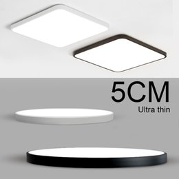 $enCountryForm.capitalKeyWord Australia - LED Ceiling Light Modern Lamp Living Room Lighting Fixture Bedroom Kitchen Surface Mount Flush Panel Remote Control