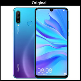 $enCountryForm.capitalKeyWord NZ - Original Huawei P30 OLED screen 6.1 inch Octa core 8GB RAM 256GB ROM dual card brand new smartphone