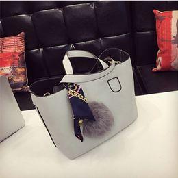 $enCountryForm.capitalKeyWord Australia - Fashion Soft Pu Leather Women Handbag Two Pieces Female Shoulder Bag Girls Messenger Bag Casual Lady Date Burgundy black Bag J190709