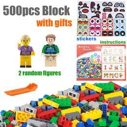 $enCountryForm.capitalKeyWord UK - 500pcs DIY Creative Brick Technic City Creator House Designer Part Bulk Pack Construction Model Educational Toy Classic Building Block Set