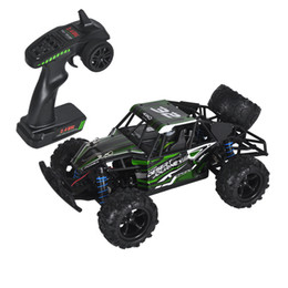Discount electric road cars - RC Car Remote Control Car Radio-Controlled Off-Road Cars 1:18 4WD 50km h High speed Machine Toys