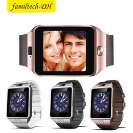 $enCountryForm.capitalKeyWord Australia - Fashion DZ09 Bluetooth Smart Watch 1.56'' Sync SIM Card Phone Wristwatch Smartwatch for Android IOS iPhone 6 5 Samsung Phone VS U8 GV18 LX36