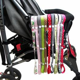 $enCountryForm.capitalKeyWord Australia - Baby Anti-Drop Hanger Belt Holder Toys Stroller Strap Fixed Car Pacifier Chain Madera Holder For Nipples