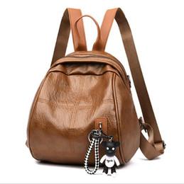936dc2f33f4c High Quality backpack Fashion Bags Ladies handbags designer bags Women  handbags designer bags luxury Bear Female Messenger Bag