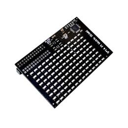 Freeshipping ! Raspberry Pi Matrix PI Lite-Compatoble 126 LEDs
