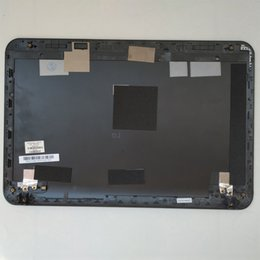 dm4 laptop UK - Free Shipping!!! 1PC Original 95%New Laptop LCD Back Top Cover A For Hp DM4-3000 669058-001 14inch