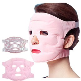 $enCountryForm.capitalKeyWord Australia - Facial Mask Face Skin Care Makeup Masks Gel Magnet Thin Face Health Magnetic Masks Facial Slimming Shaped Masks R0158