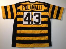 71d97e22 Shop Polamalu Jersey UK | Polamalu Jersey free delivery to UK ...
