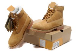 $enCountryForm.capitalKeyWord Australia - Authentic Absolutely Wool Boots Low Help Men Boots Thermal Shock Resistant Leisure Boots Hot Sale With Original Box Shipping Outlet