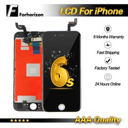 Iphone Screen Testing Australia - For iPhone 6s LCD Display 100% Tested Top Quality Touch Screen Digitizer Assembly Replacement Display Without Dead Pixel Free Shipping