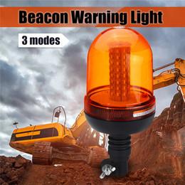 $enCountryForm.capitalKeyWord NZ - 12V-24V 80 LED Car Flashing Strobe Lamp Beacon Emergency Warning Light Amber Lamp Traffic Light Roadway Safety
