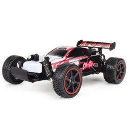 Wholesale 2 Ghz High Speed RC Car Radio Controlled Racing Cars Electronic Double Motors Off Road Drift Climbing Car Toys For Kids Gift