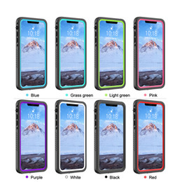 $enCountryForm.capitalKeyWord Australia - Multi color Iphone shell for XS Max, XS Fall-proof, waterproof, snow-proof and dust-proof of your special needs