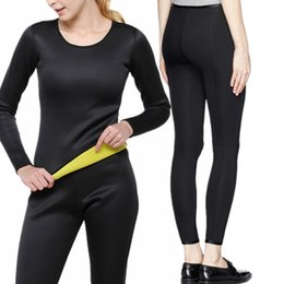$enCountryForm.capitalKeyWord Australia - Plus Size Women's Yoga Set Gym Fitness Clothes Hot Slimming Shirt+Pants Running Tights Jogging Workout Yoga Leggings Sports Suit #157313