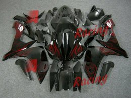 R1 Tank Australia - New Injection Fairing kit fit for YAMAHA YZFR1 07 08 YZF R1 2007 2008 YZF1000 Motorcycle ABS Fairings +tank cover custom red flame