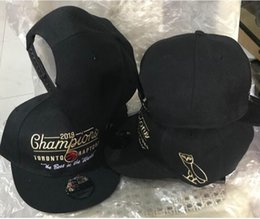 "$enCountryForm.capitalKeyWord Australia - 2019 OVO Champions Owl The Finals snapback Hats ""The best in the world ""Hats Basketball Caps Summer Stitched Cap for adult"