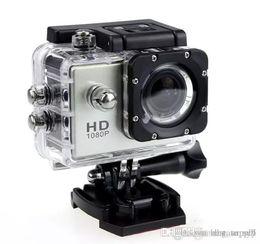 Silver Black Red Australia - action camera SJ4000 A9 style 2 Inch LCD Screen mini camera 1080P Full HD Action Camera 30M Waterproof Camcorders Helmet Sport DV 2017