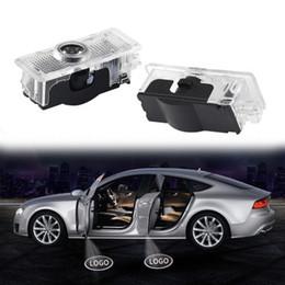 Benz ghost light online shopping - 2PCS For Benz Car door Light Ghost Shadow Welcome Laser Projector Lights LED Car Door Logo For Benz CLA CLS A207 C207