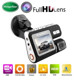 car box recorder NZ - Dash Cam Car DVR Dashboard Vehicle Camera Video Recorder Black Box Full HD 1080P 140 Degree Camcorder Dashcam Night Vision
