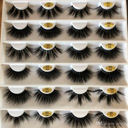 $enCountryForm.capitalKeyWord Australia - Lollipop Box Top Quality False Eyelash 5D Mink Strip Silk Lashes Thick Fake Faux Eyelashes Soft Long Handmade False Eyelashes Wholesale