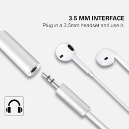 smart jack phone UK - Cable Adapter USB-C Type C To 3.5mm Jack Headphone Cable Audio Aux Cable Adapter for Huawei for Smart Phone