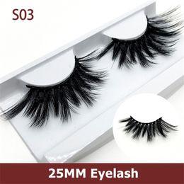 1e46d863eb4 EyElash ExtEnsion lights online shopping - NEW False Eyelashes mm Long Faux D  Mink Eyelashes Light