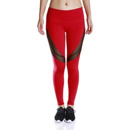 5d61a2185e Brand New Fashion Yoga Pants Elastic Waist Fitness Transparent Big Size  Girl Trousers Fast Dry Running Sports Yoga Pants
