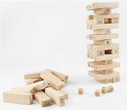 $enCountryForm.capitalKeyWord NZ - Small digital layer stacking Log blocks stacked high Jenga Leisure wooden toys