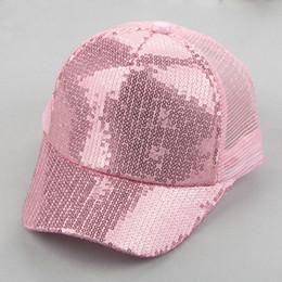 Bling Hats Wholesales Australia - BING YUAN HAO XUAN Fashion Summer Hat Child Baseball Cap SnapBack Hat for Boy And Girl Bling Hip Hop Sun Cap