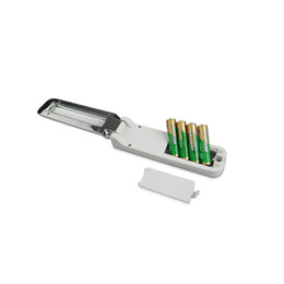 Wholesale UVC Ultraviolet Disinfection Lamp Handheld Mini Sanitizer UV Sterilization Lights Travel Wand uv flashlight Household Toilet Car Pet