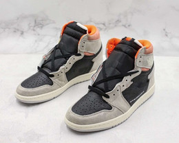 Cheap Harnesses Australia - 2019 new NOT FOR RESALE 1 1s Neutral Grey NRG No L S Mens Cheap Sneakers Shoes Wear Men High Quality casual Shoes
