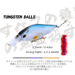 $enCountryForm.capitalKeyWord Australia - Lures 10cm   13g Crankbaits Wobblers Fishing Lure Swim Hard Fishing Bait Artificial Minnow with Balls Inside
