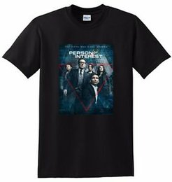 Tv Show Shirts Australia - PERSON OF INTEREST T SHIRT tv show season 5 SMALL MEDIUM LARGE or XL