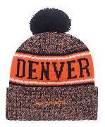 $enCountryForm.capitalKeyWord Australia - Winter Den Beanie Sideline Cold Weather Sport Knit Hat Knitted Wool Adult Bonnet Warm baseball Cap BRONCOS Beanie 08