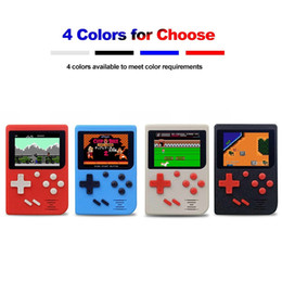 Discount arcade video games consoles - Portable Retro Handheld Game Console Video Games Mini Arcade Game Player Machine 2.4inch Screen Display Gift For Kids