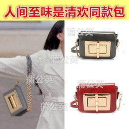 string computers UK - Belle2019 To World Human Taste Yes Security Clear Huan Joe Chen Bag Woman Package Hand Bill Of Lading Shoulder Lock